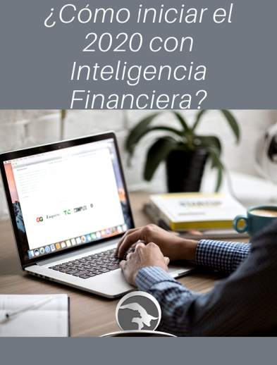 Inicia el 2020 con Inteligencia Financiera