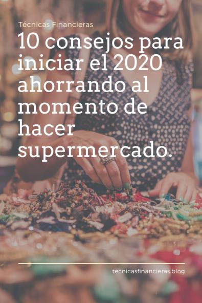 Ahorrar en el 2020