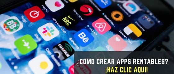 Cómo crear apps rentables